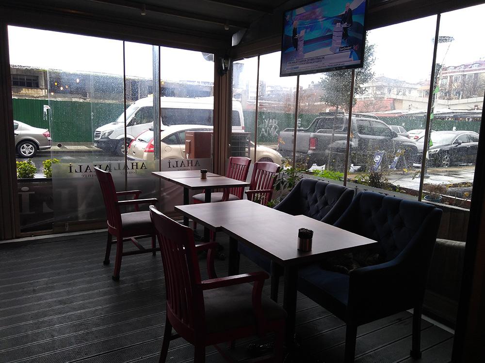 Ahali Lounge Cafe - Bakırköy