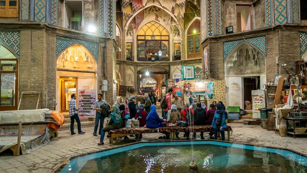 İsfahan Grand Bazaar - İran