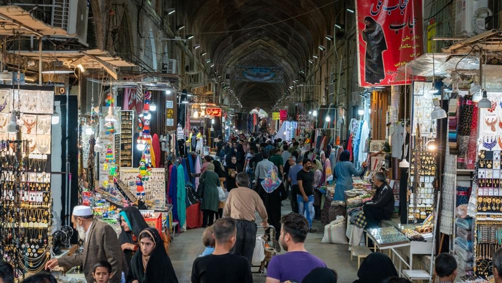 İsfahan'da Alışveriş