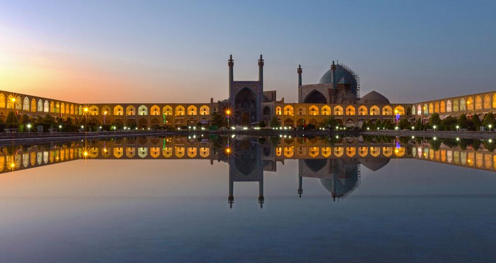 Nakşı Cihan Meydanı. İsfahan Gezi Rehberi..